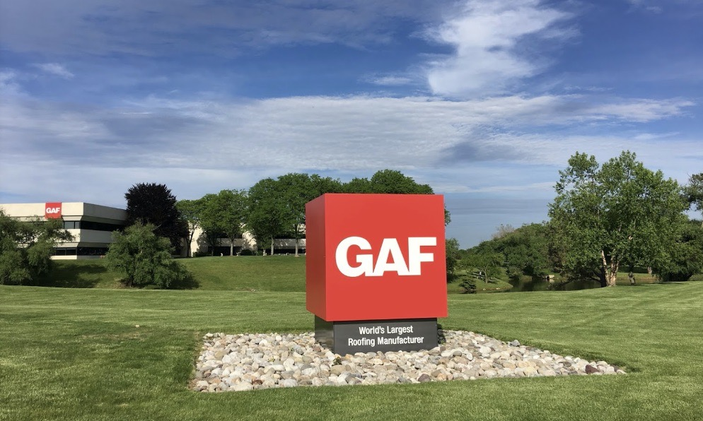 gaf made in america headquarters American remodel maryland