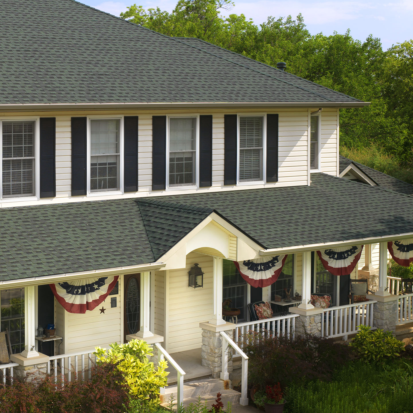 gaf hdz timberline shingle roofing roof American remodel Maryland
